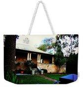 Heritage Sandstone House In Sydney Australia Weekender Tote Bag
