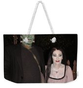 Herman And Lilly Munster Weekender Tote Bag