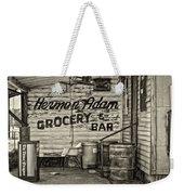 Herman Had It All - Sepia Weekender Tote Bag