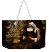 Hermia And Helena Weekender Tote Bag
