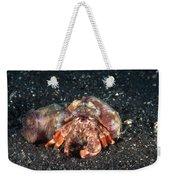 Hermit Crab With Anemone Weekender Tote Bag
