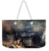 Hero And Leander's Farewell Weekender Tote Bag