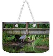 Heron 14-2 Weekender Tote Bag