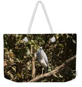 Heron At Katherine Gorge Weekender Tote Bag