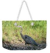 Heron Travels  Weekender Tote Bag