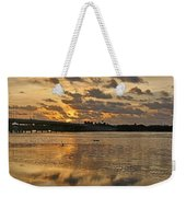 Herons And Egrets And Porpoise Oh My Weekender Tote Bag