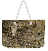 Heron's Winter's Watch Weekender Tote Bag
