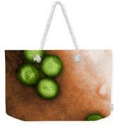 Herpes Simplex Virus Tem Weekender Tote Bag