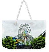Hershey Park Ferris Wheel Weekender Tote Bag