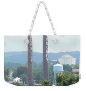 Hershey Smoke Stacks Weekender Tote Bag