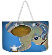 Hes Got The Whole World In His Hands Weekender Tote Bag