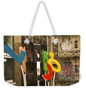 Hewitt Sculpture Weekender Tote Bag