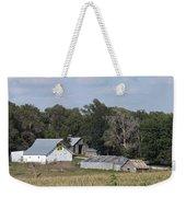 Hex Sign Barn Weekender Tote Bag