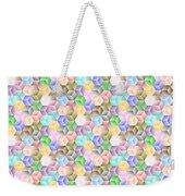 Hexagonal Cubes Weekender Tote Bag