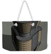 Triagonal Building 3 Weekender Tote Bag