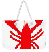 Hey Baby Lobster With Feelers  Weekender Tote Bag