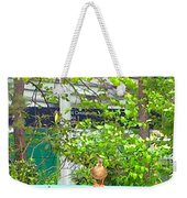 Hey What Are You Looking At Weekender Tote Bag