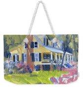 Heyward House Weekender Tote Bag