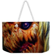 Hh Face Work A Weekender Tote Bag