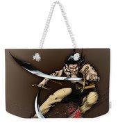 Hhu'manni Warrior Weekender Tote Bag