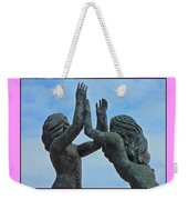 Hi Five Weekender Tote Bag