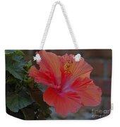 Hibiscus 1 Weekender Tote Bag
