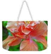 Hibiscus IIi Weekender Tote Bag