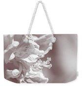 Hibiscus In Sunlight Weekender Tote Bag