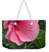 Hibiscus Profile Weekender Tote Bag