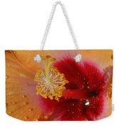 Hibiscus Stamen IIi Weekender Tote Bag