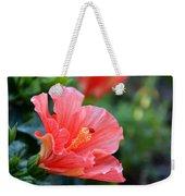 Hibiscus Summer Weekender Tote Bag