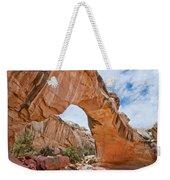 Hickman Bridge Natural Arch Weekender Tote Bag