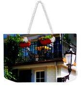 Hidden Away Balcony Weekender Tote Bag