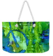Hidden Blossoms Weekender Tote Bag