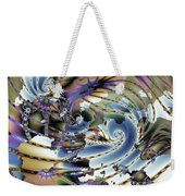 Hidden Chaos Of Order Weekender Tote Bag