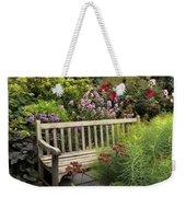 Hidden Garden Charm Weekender Tote Bag