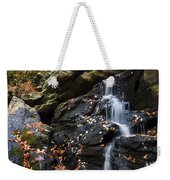 Hidden Falls 1 Weekender Tote Bag