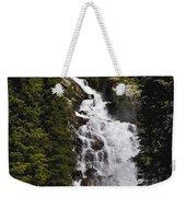 Hidden Falls Jenny Lake Weekender Tote Bag