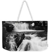 Hidden Falls Sheep River 1 Weekender Tote Bag