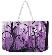 Hidden Hearts Weekender Tote Bag