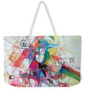 Hidden In The Earth 1 Weekender Tote Bag
