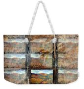Hidden Valley Weekender Tote Bag