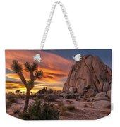 Hidden Valley Rock - Joshua Tree Weekender Tote Bag