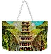 Hidden Zen Weekender Tote Bag