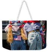 Hide And Seek Chevy Weekender Tote Bag