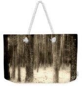 Hiding In The Trees By Diana Sainz Weekender Tote Bag