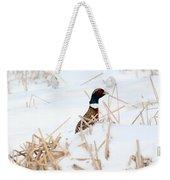 Hiding Rooster Weekender Tote Bag