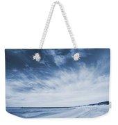 Higbee Beach Cyanotype Weekender Tote Bag