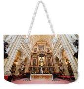 High Altar Of Cordoba Cathedral Weekender Tote Bag