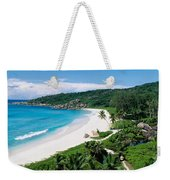 High Angle View Of The Beach, Grand Weekender Tote Bag